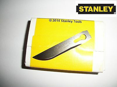 10 x Stanley Craft Knife Blades - Mixed Pack - 5 x 5901 Blades + 5 x 5905 Blades