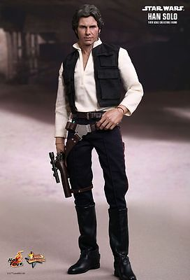 Hot Toys Star Wars Han Solo 1/6 Mms261
