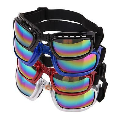 Cool Fashion Large Dog Sunglasses Windproof Pet Eye Wear Protection Goggles