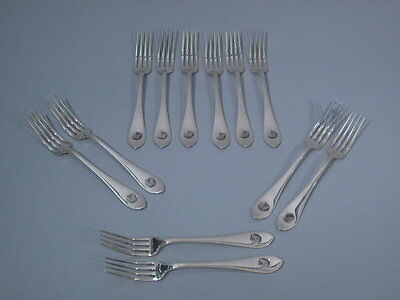 Watson Knives & Forks - Horse Horses  - American Sterling