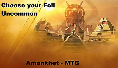 Choose your Amonkhet Foil Uncommon NM MTG Magic the Gathering