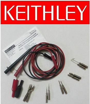 Keithley 1754 Universal Test Lead Kit Digital Multimeter Safety Input Connectors