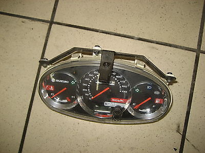 Suzuki Uh 125 Bp Burgman Speedometer Cockpit Instrument Cluster Fittings Speedo
