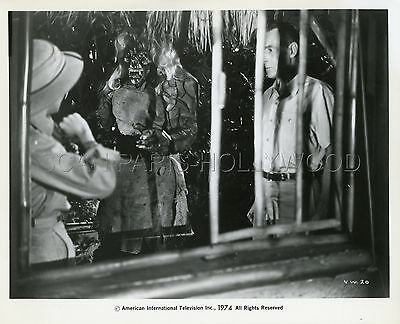 Marla English Tom Conway Voodoo Woman 1957 Vintage Photo R70 #5 Horror