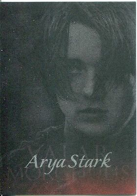 Game Of Thrones Season 4 Valar Morghulis Chase Card G05