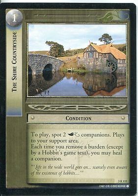 Lord Of The Rings CCG Card RotEL 3.R113 The Shire Countryside