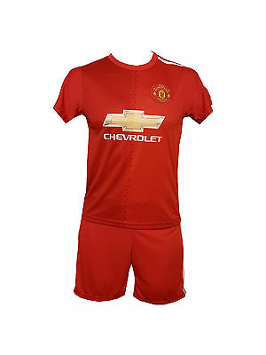 Ibrahimovic football shirt Manchester United 2016-2017 home kit for kids