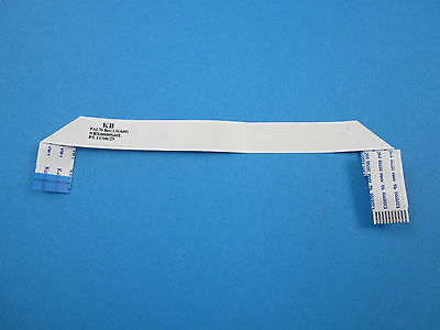 10 PIN 1mm Pitch Kotl e220709 Flex cable Dell E6220 E6420 E5420 183mm Type B