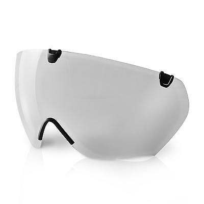 KASK Bambino Pro Replacement Visor - Silver Mirror
