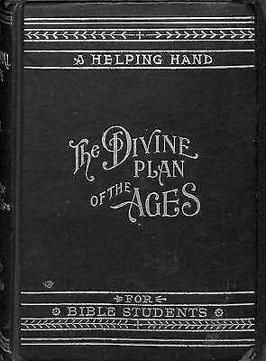 Millennial Dawn Vol I the Divine Plan of the Ages, Good Condition Book, , ISBN
