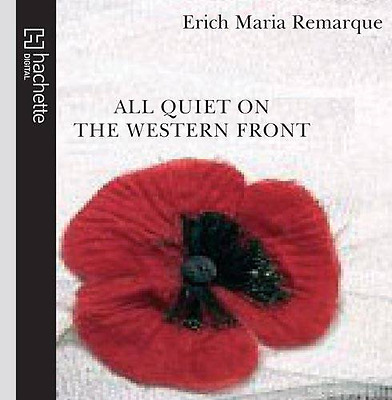 All Quiet On The Western Front, Audio Book, Very Good Condition, Maria Remarque,