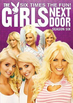 The Girls Next Door: Season 6 (DVD, 2011, 2-Disc Set) * NEW *