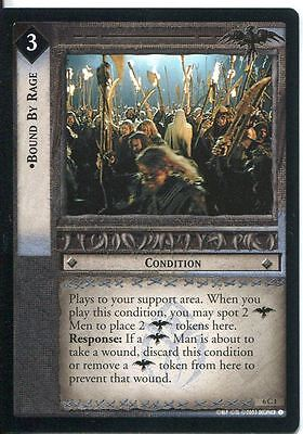 Lord Of The Rings CCG Card EoF 6.C21 Naith Longbow