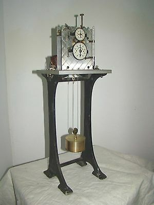 HIPP CHRONOSCOPE made by E.ZIMMERMANN - LEIPZIG 1928 in working conditions
