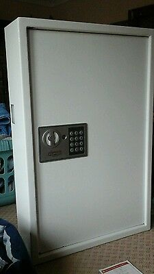 Ex.Large Metal Master Key Cabinet Safe-Combination Lockable