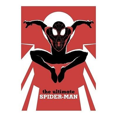 Stampa Poster su Metallo Miles Morales: Ultimate Spider-Man Marvel NOW