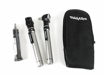 Welch Allyn Pocketscope Otoscope/ophthalmoscope Diagnostic Set Ref. 92821