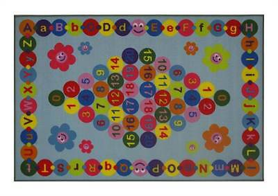 Happy Learning Kids Multicolor Rug [ID 74272]