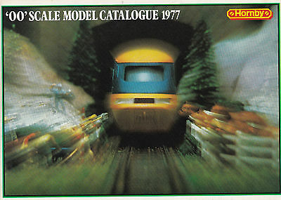HORNBY RAILWAYS OO; 1977 23rd Edition Catalogue. 63 Pages NEAR MINT CONDITION