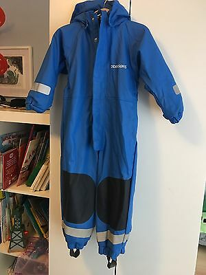 Toddler SIZE 80 Brand: Didriksons 1913 SKI SNOW SUIT ONE PIECE Waterproof