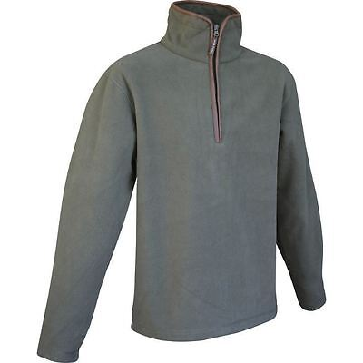 Jack Pyke Countryman Pullover Fleece - Light Olive