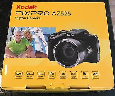 Kodak PIXPRO Astro Zoom AZ525 16 MP Digital Camera with 52X Opitcal Zoom