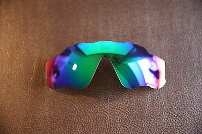 LensToday Green Polarized Replacement Lens to fit-Oakley Jawbreaker