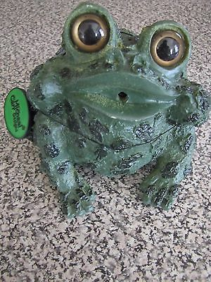 Motion Activated Norton Croaker Frog with sound