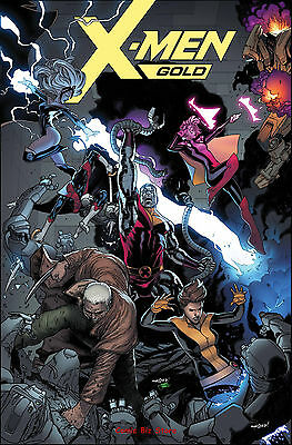 X-Men Gold #4 (2017) 1St Printing Scarce 1:25 Marquez Variant Cover