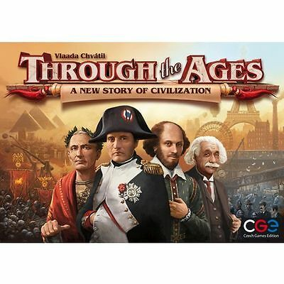 Through The Ages: A New Story of Civilization CGE00032
