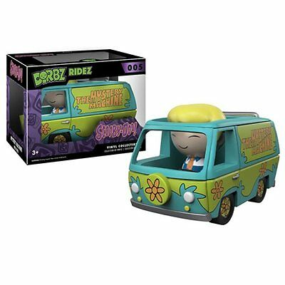 Funko Dorbz Ridez: Scooby Doo - Mystery Machine Action Figure - With Fred