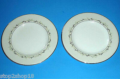 Royal Doulton Epiphany Bread & Butter Plates Set of 2 New