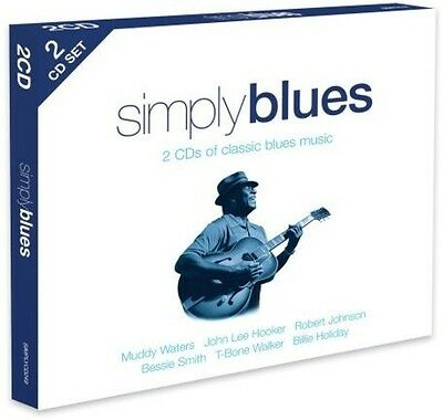 Various Artists - Simply Blues / Various [New CD] UK - Import