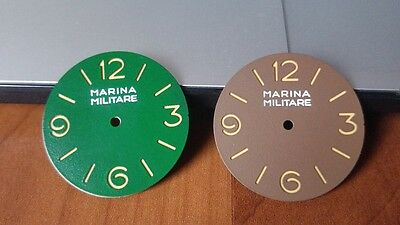 MM Marina Militare 38mm Dial for homage project