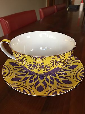 Large T2 Tea Cup and Saucer - BNWOT