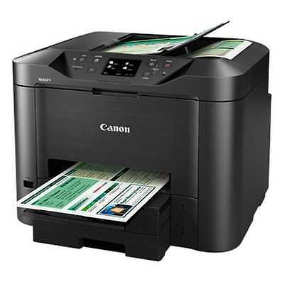 Canon Maxify MB5460 4in1 Wireless Inkjet Printer/Copier/Scan/Fax Duplex AirPrint