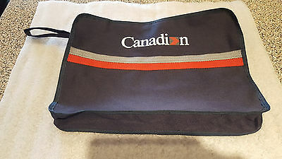 Canadian Airlines Brief Carrying Bag.