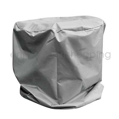Waterproof Outdoor Picnic Grill BBQ Barbecue Protection Cover 76 x 71cm Grey