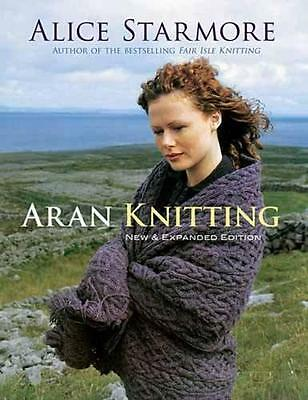 Aran Knitting by Alice Starmore | Paperback Book | 9780486478425 | NEW