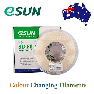 eSUN Colour-Changing 3D Printer Filament 0.5kg
