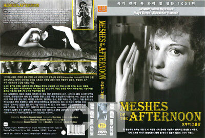 Meshes Of The Afternoon (1943) - Maya Deren, Alexander Hammid  DVD NEW