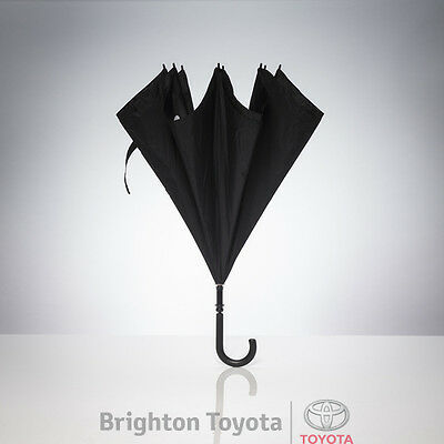 New Official Toyota Merchandise CHR Inverted Umbrella  Part TMCHR010