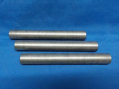 3 X Stainless Steel Pins (316) 152 LG 19 Ø Tapped M10 each end 30 deep