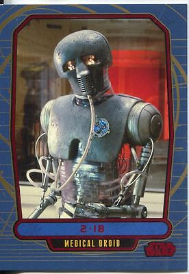 Star Wars Galactic Files Red Parallel #150 2-1B