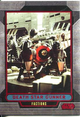 Star Wars Galactic Files Red Parallel #334 Death Star Gunner
