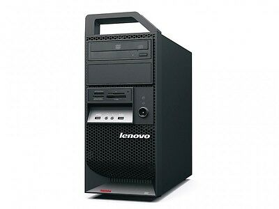 Lenovo Thinkstation E20 Core i3-530 @2,93GHz 4GB 250GB DVDRW , ohne Software