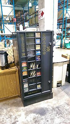 Antares / Edina Snack Soda Combo Vending Machine