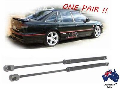 Holden Commodore VR VS Sedan 1992 to 1997 BOOT with SPOILER Gas Struts New PAIR