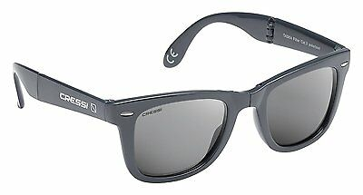 Cressi Taska Sports Sunglasses Grey/Mirrored Lens Grey