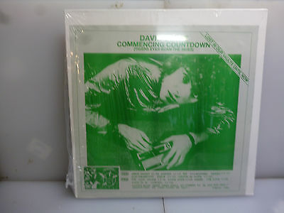 David Bowie-Commencing Dountdown. 1969 Home Demos.-Coloured Vinyl Lp-New.sealed.